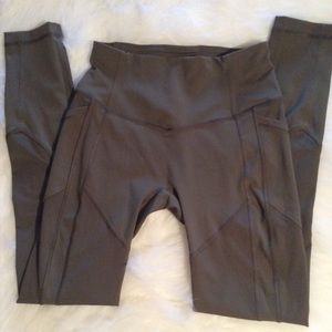 lululemon athletica Pants - Lululemon All The Right Places (Fatigue Green)